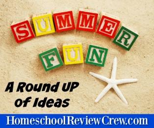A-Round-Up-of-Summer-Fun-Ideas-Homeschool