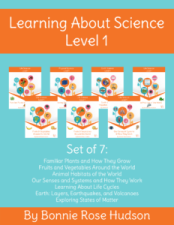 Learning-About-Science-Level-1-Bundle-