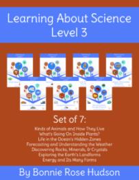 Learning-About-Science-Level-3-Bundle-Cursive