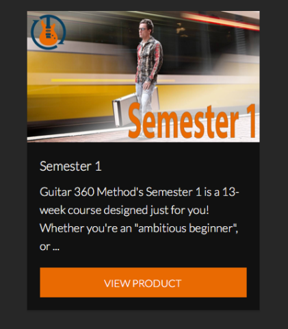Guitar 360 Online Course (Review) – Simply Passionate